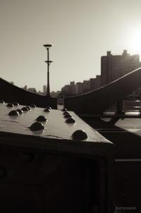 冬の厩橋 - 腰折れアンソロジー