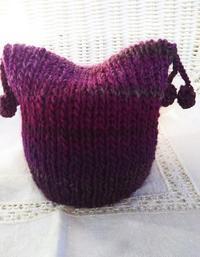 子供用ニット帽 - Knitting Note