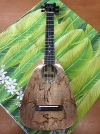 ROMERO CREATIONS / TT Tiny Tenor Spalted Mango - 十字屋楽器 スタッフのイチオシ!