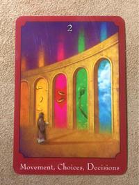月曜のメッセージ:サイキック・タロット・オラクルカード直観リーディング:物質のカード2 - じぶんを知ろう♪アトリエkeiのスピリチュアルなシェアノート