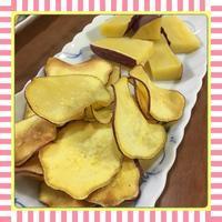 お家で簡単!さつま芋チップス - kajuの■今日のお料理・簡単レシピ■