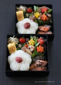 鮭のごま照り ✿ クリームシチュー(๑¯﹃¯๑)♪ - **  mana's Kitchen **