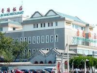 現在の晋陽飯荘と86年の晋陽飯荘 - 照片画廊