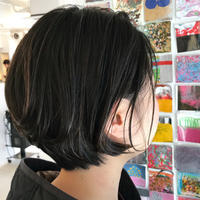 ハイライトカラーと後れ毛。。。 - COTTON STYLE CAFE 浦和の美容室コットンブログ