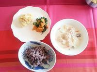ある日の「まかないランチ~」 - 料理研究家 島本 薫の日常