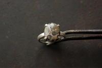 オーシャンジャスパーリング - 石と銀の装身具