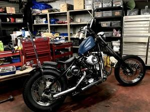 一、二、三、フォー - Cyla motorcycle DEPT.