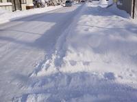 大雪とスタッドレス - as call quietly to something vient49の日記