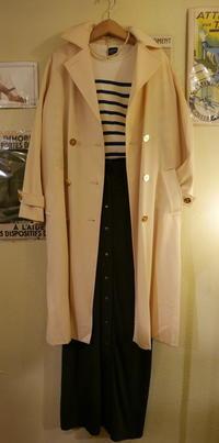 Celine spring coat - carboots