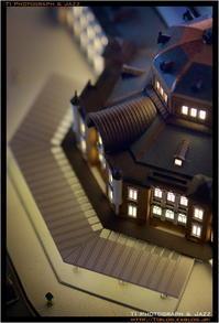 ホテルメトロポリタンジオラマ Part 1 東京駅 - TI Photograph & Jazz
