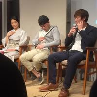 清水美穂子さん 出版記念イベント@lakagu - SOMEWHERE