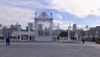 迎賓館赤坂離宮1月16日(火) - しんちゃんの七輪陶芸、12年の日常