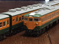 KATO113系2000番台 - カンタス時々キャセイの旅 Nゲージ鉄道模型編(by tabi-okane)