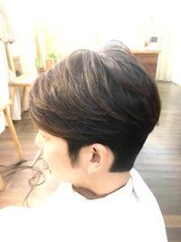 髪切ってもらいました。 - 吉祥寺hair SPIRITUSのブログ