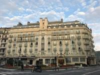 秋のヨーロッパ旅23. サン・セバスチャンの老舗ホテルホテル・ロンドレスにチェックイン - マイ☆ライフスタイル