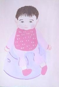 赤ちゃん - たなかきょおこ-旅する絵描きの絵日記/Kyoko Tanaka Illustrated Diary