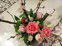 桜アレンジメント - Flower ID. DESIGN