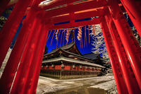 雪景色!  ~北野天満宮~ - Prado Photography!