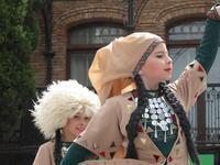 ジョージアの民族舞踊は面白い♪女の子も少年も女性もかわいい♪ - ルソイの半バックパッカー旅