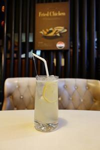 レモンスカッシュは昭和の味。 - PASSAGE
