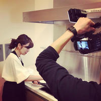 初仕事はTV!!辰巳琢朗の葡萄酒浪漫 - 8階のキッチンから   ~イタリア料理教室のことetc.~