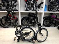 BROMPTON:ブロンプトン2018年モデルM6R-RAWカラー - カルマックス タジマ -自転車屋さんの スタッフ ブログ