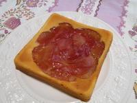 リンゴとアーモンドのケーキ。 - 笑門来福日記。