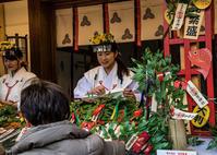 西宮神社の十日戎 ③ - 写真の散歩道