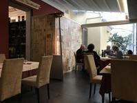 駅近くの美味しい魚介のレストラン - フィレンツェのガイド なぎさの便り