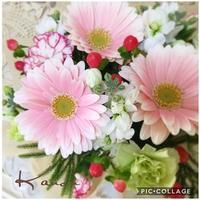 ピンクのお花達 - 花とaromaとうさぎとかのん