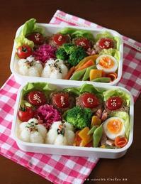 スマホがない1日 ✿ bento&晩ご飯(๑¯﹃¯๑)♪ - **  mana's Kitchen **