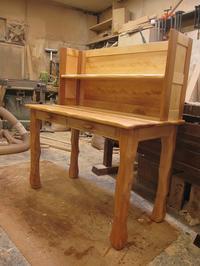 勉強机 W1100×D550×H710 引出し2ハイ 本棚 No.1563 - MAGINU STYLE by Art Furniture Gallery