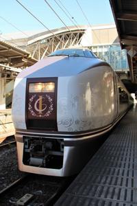 IZU  CRAILE( 伊豆・クレイル列車)に乗り、新春の伊豆半島 2泊の旅 - さいたま日記