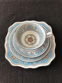 【お茶時間:洋食器のカップ&ソーサーとケーキ皿】 - 暮らしのはこ ~思考と空間のお片づけ~