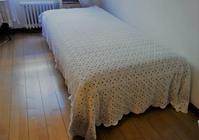 コットン手編みベッドカバー81,82 - スペイン・バルセロナ・アンティーク gyu's shop
