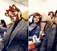 TWICE、日本へ向かう機内での姿が話題に「行ってきます」 - Niconico Paradise!