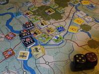 5人で(GMT)Holland '44:Operation Market-Gardenその➍ - YSGA(横浜シミュレーションゲーム協会) 例会報告