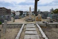 太平記を歩く。その190「四条隆資の墓(正平塚古墳)」京都府八幡市 - 坂の上のサインボード