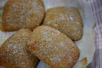 肉の様なパンごめんなさい納豆菌 - ~葡萄と田舎時間~ 西田葡萄園のブログ