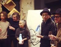 Phoenix Sake! フランスのロックバンド フェニックスの オリジナル日本酒 by 楯の川 - keiko's paris journal <パリ通信 - KSL>
