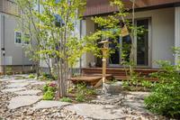 沢村の家 巣箱 - 三楽 sanraku 造園設計・施工・管理 樹木樹勢診断・治療