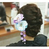 成人式を振り返り・・・☆ - coiffure EMIKA