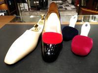 女性用シューキーパー「ベルベットキーパー」が人気です - シューケアマイスター靴磨き工房 銀座三越店