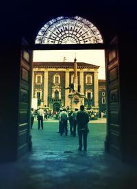 カターニア3.最後の夜をカルチョで散らす - 風の記憶 Villa Il-Vento 2