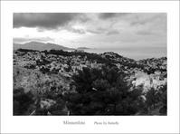 マルセイユの丘ー5 - Minnenfoto