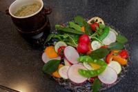お正月太り撃退!自家製バーニャカウダソースでお野菜モリモリ。 - キムチ屋修行の道