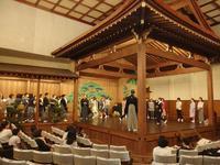 能楽体験会 - ゲストハウス東京かぐらざか