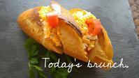 私のブランチごパン - 料理研究家ブログ行長万里  日本全国 美味しい話