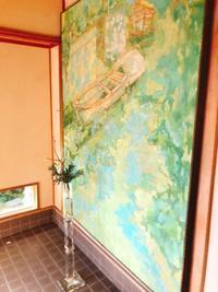 癒しの時間★素敵な邸宅とマダムのお料理♪ - 大阪薬膳 Jackie's Table  おもてなし料理教室