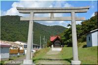 幌満神社 狛犬 (様似町) - 北海道photo一撮り旅